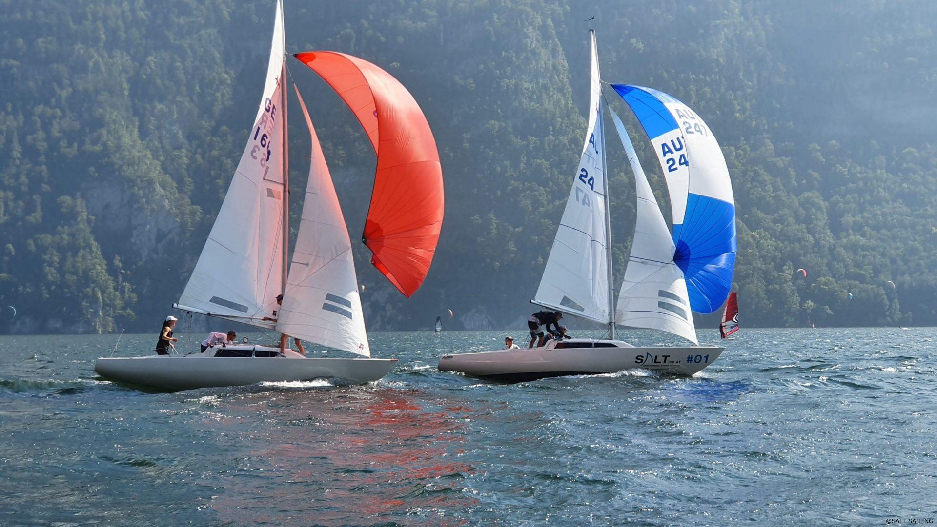 SALT SAILING HBoot Regatta
