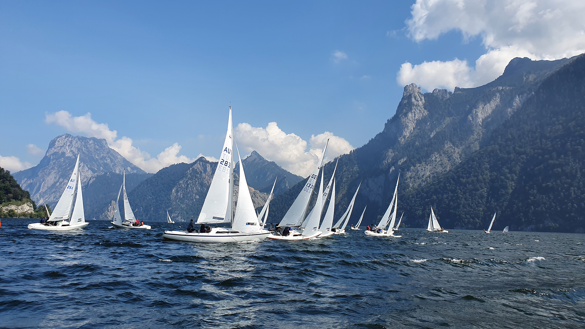 SALT SAILING | Firmenevents