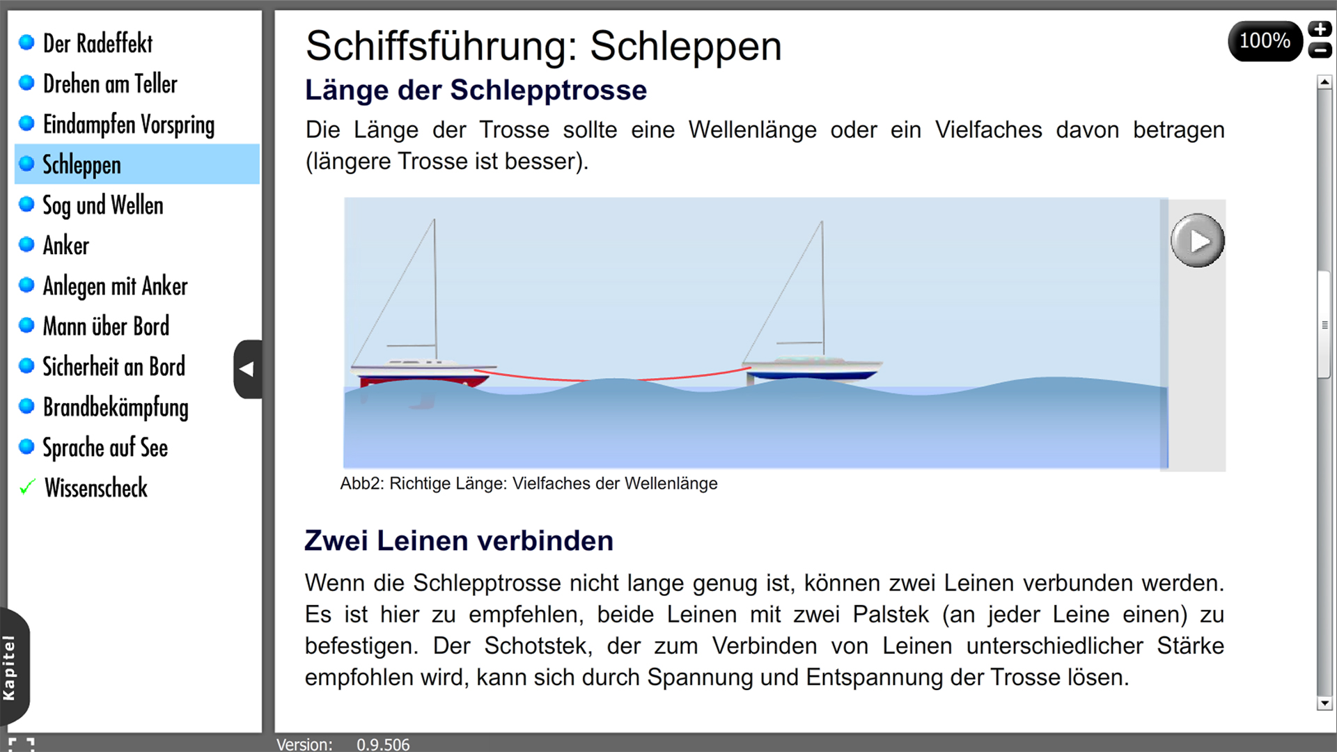 SALT SAILING | Seemannschaft