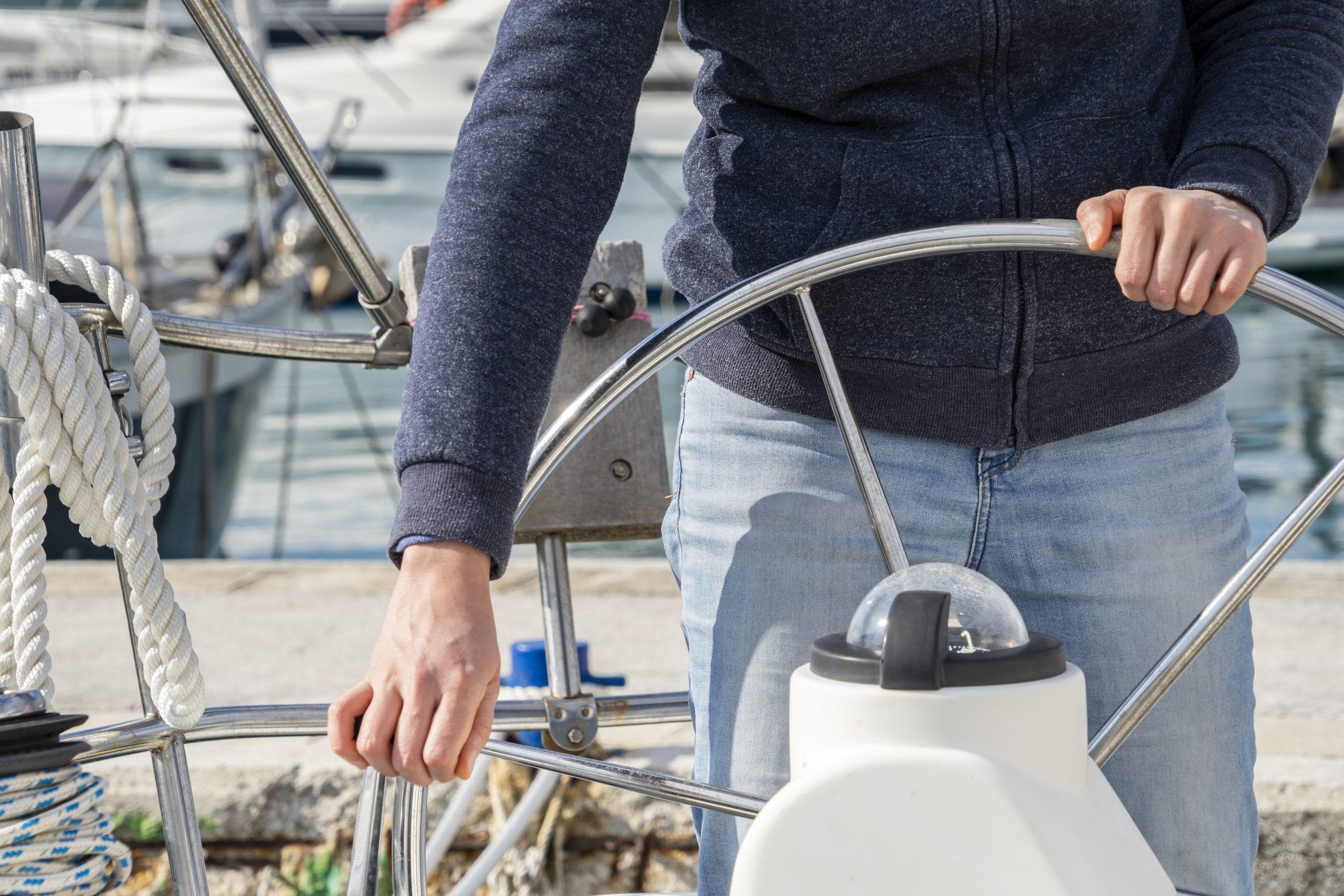 SALT SAILING | Skippertraining