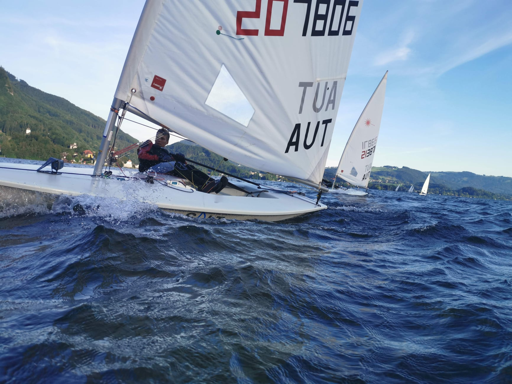 SALT SAILING | Juniors