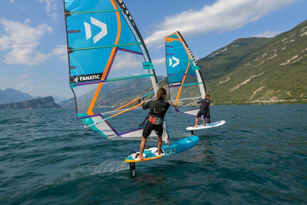SALT SAILING | Windsurfen Fanatic Duotone
